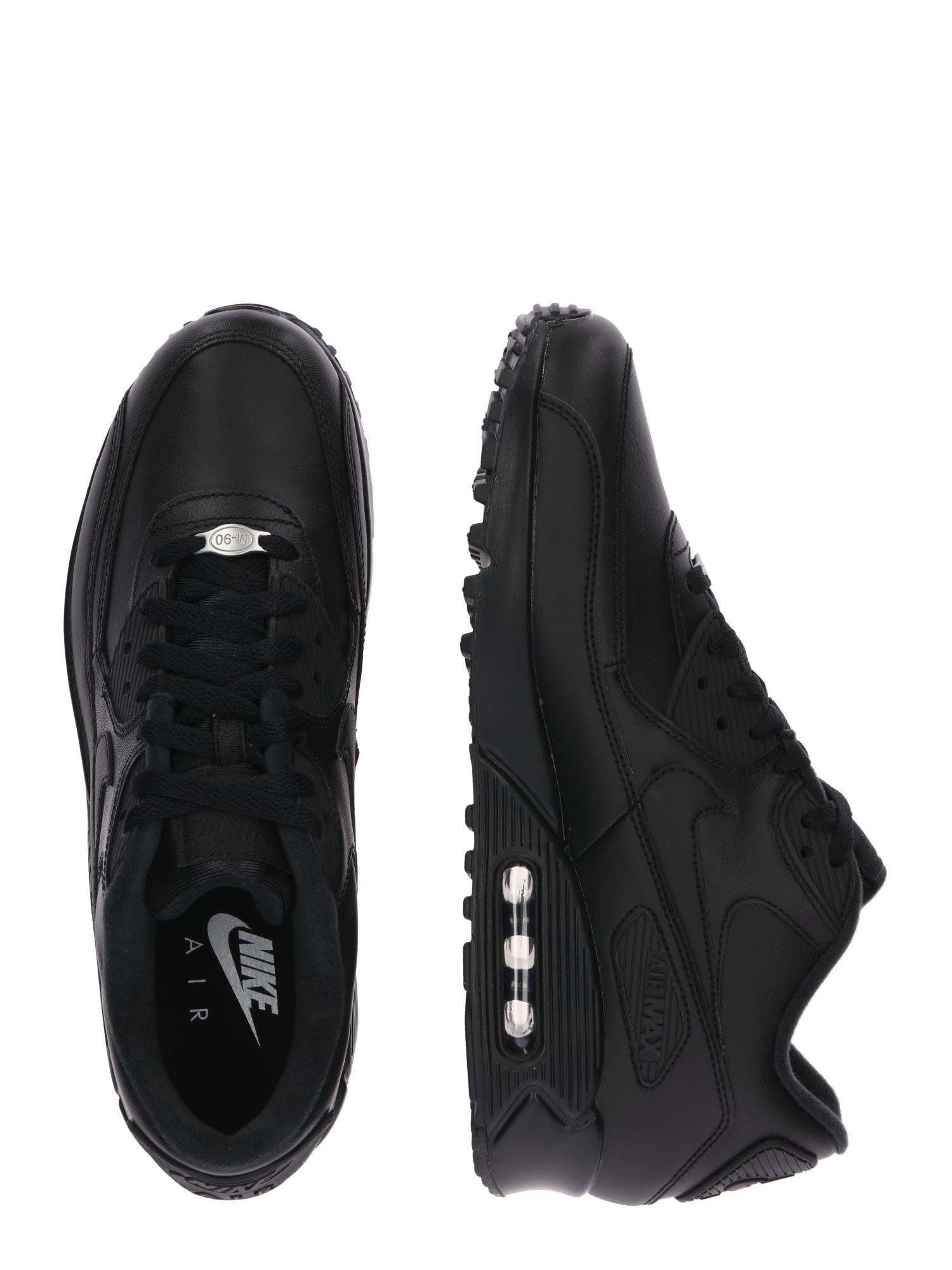 Schwarzzwartzwart 90 Max Nike Leather Air wOXZiTPuk