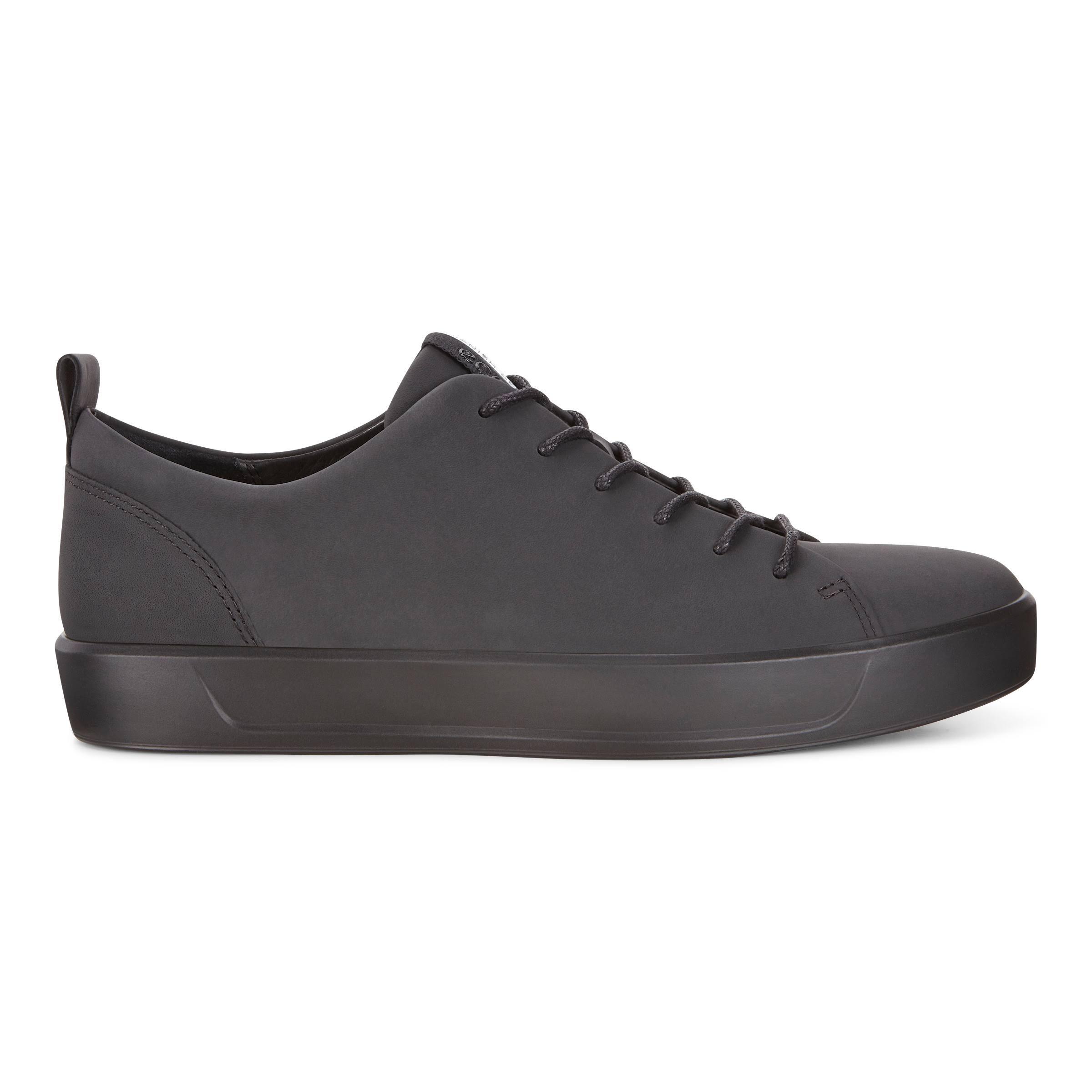 Soft Stringata Sneaker 8 41m Ecco Da UomoNeraTaglia LVUpMGSqz