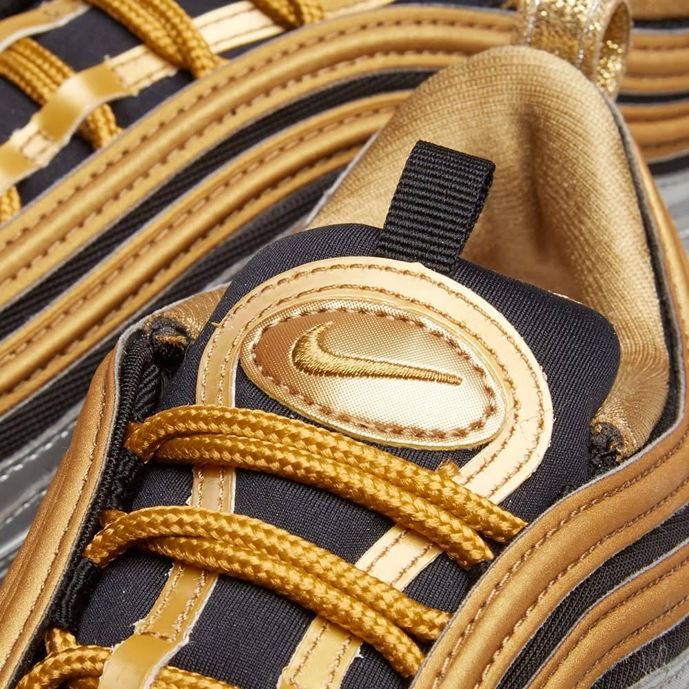 Silver Air Women's amp; Se Black Nike Gold Max 97 amp; White a1YAgU