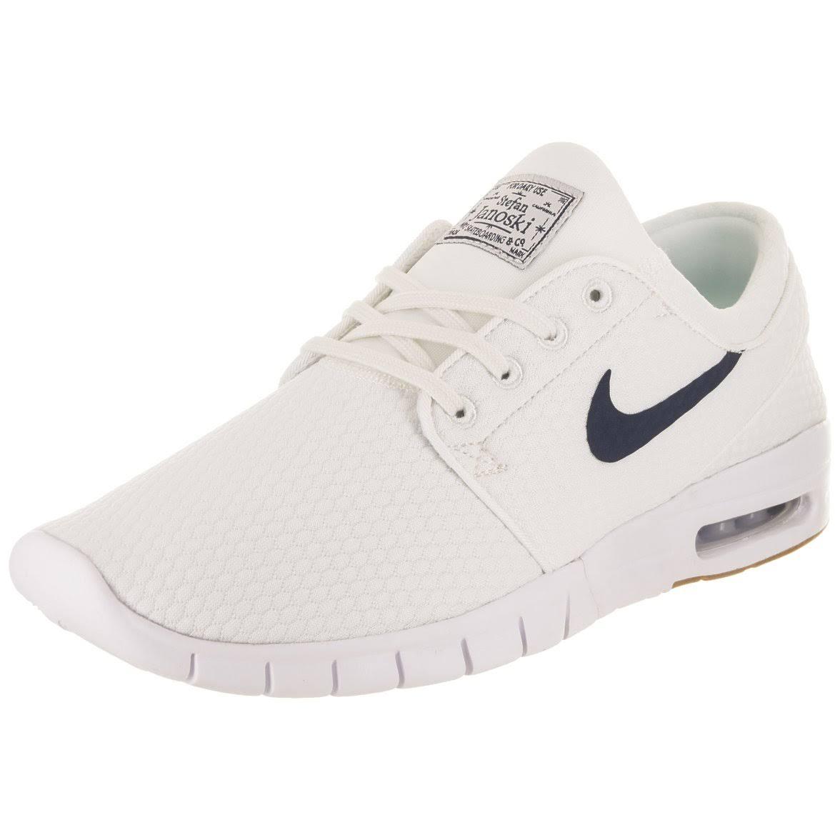 Size Stefan Nike Skateboarding white Max Sb Janoski 6 Men's Shoe 050TAxFwq