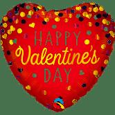 Send en ballon - Happy Valentine's Day