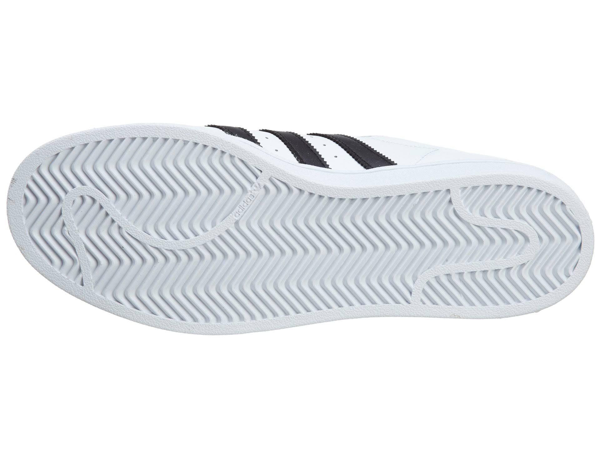 Línea La 5 Para 10 De Adidas Casual Zapatillas Blanco Superstar Meta Hombre UWO6Pqx