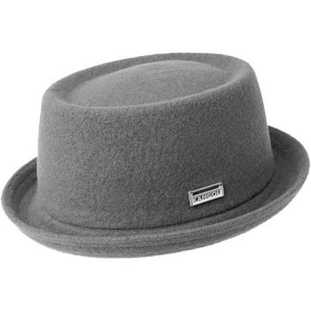 Hombres Para K1928st Gris De Pizarra gris Sombrero Kangol Lana xHZnPpCnR