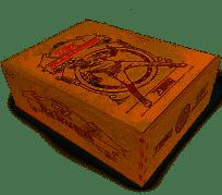3962635 733102 Libri Tex - Ranger Box (Box Legno+3 Albi+Albo A Striscia+Stella I