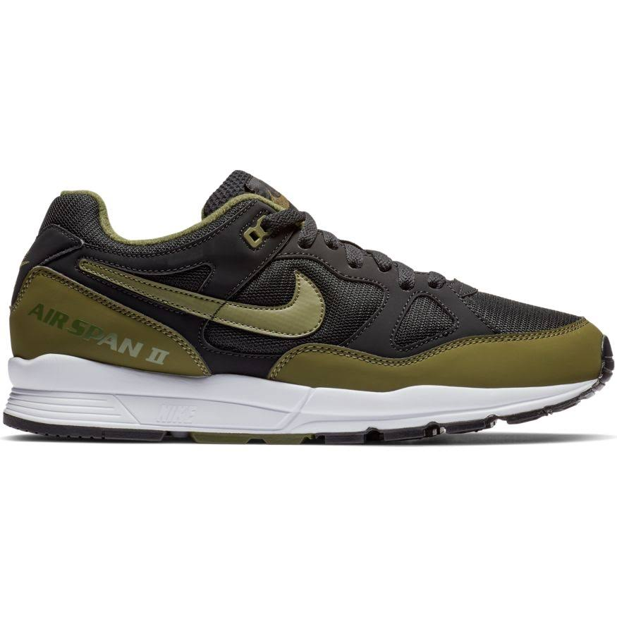 black oliv Ii White Air Olive Schwarz Canvas Span Nike wvZtBqPn