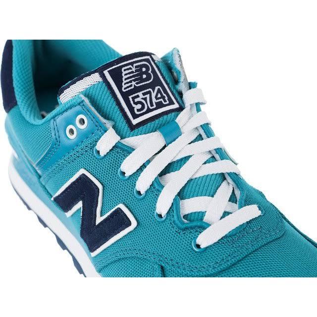 Damskie Buty Turkusowy Balance Niebieski Sneakersy New Wl574poa wnqH1SxpTa