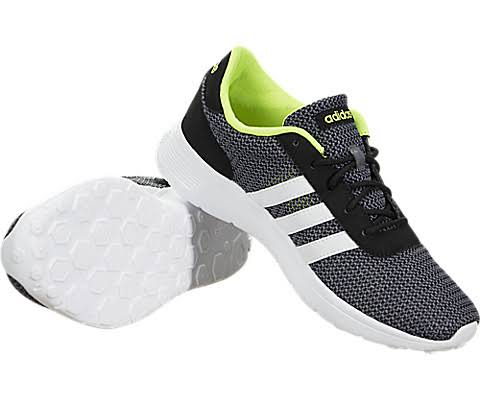 Para Racer F99417 Hombre Blanco Neo Adidas De Negro Zapatillas Lit Running Aq6fpxnE