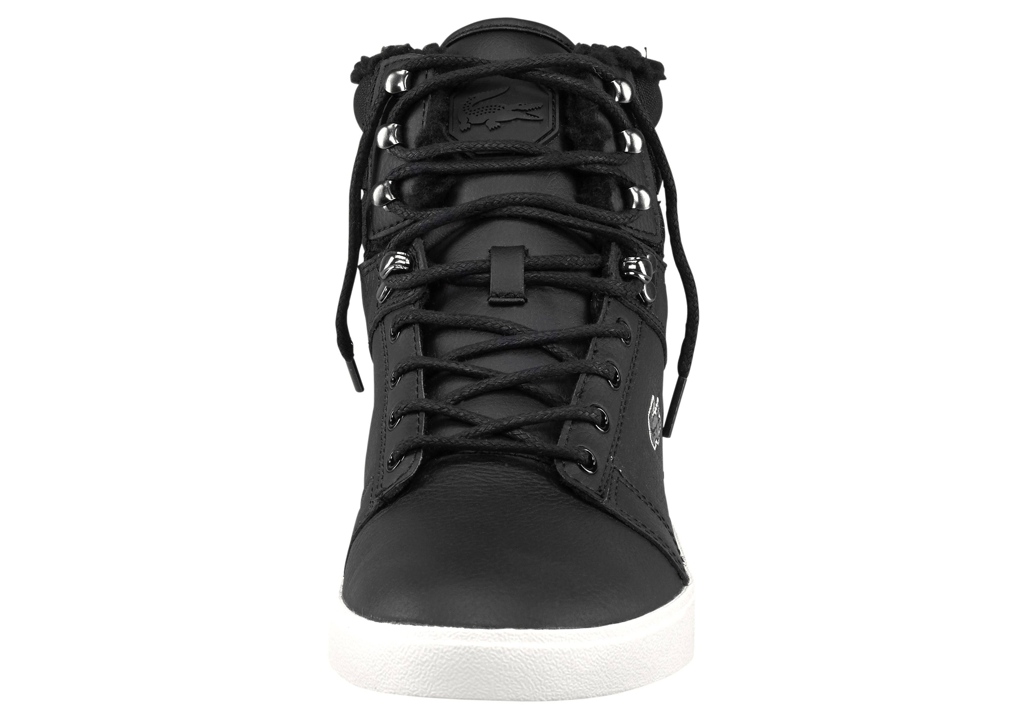 Farbe Größe Stiefel Winter Orelle Schwarz 730spm003102h schwarz Put Lacoste 41 nx1q0Xw7I