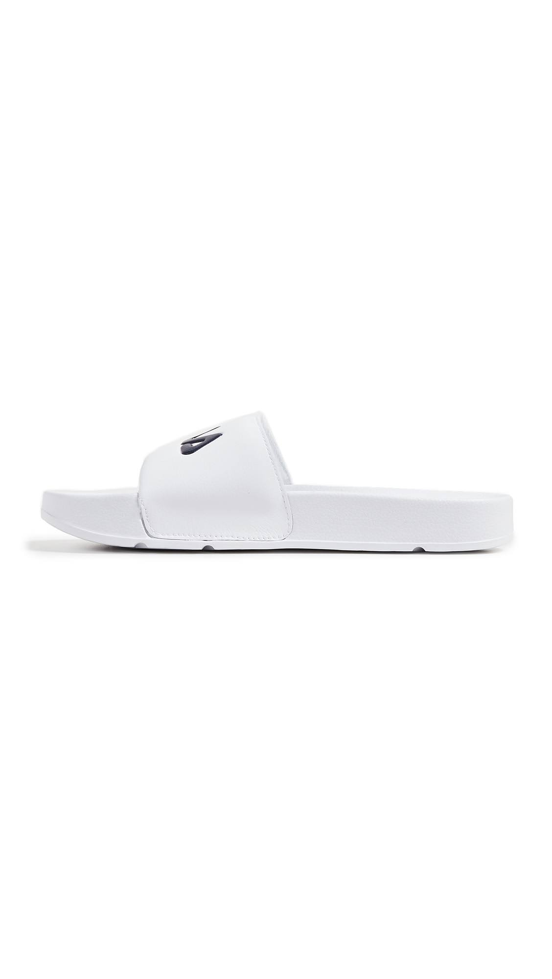 13 Sandals Drifter White Slide Fila IqXwO6
