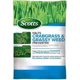 Scotts Halts Crabgrass & Grassy Weed Preventer (Mini Pallet),