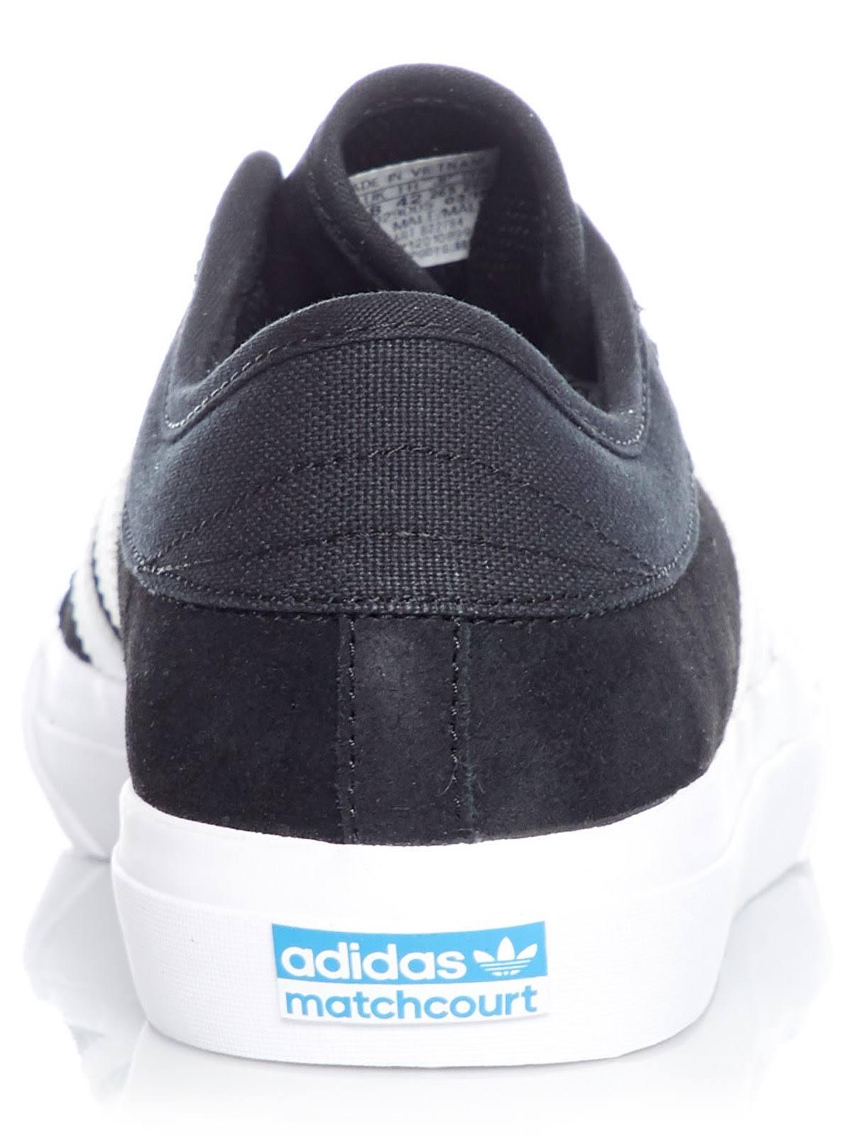 Buty 5 Black Czarny Matchcourt 2018 Adidas 41 white white xwTxUApq