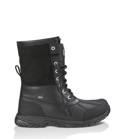 Snow 7 5 Black Boots Men's Ugg Butte qFxSzRwE