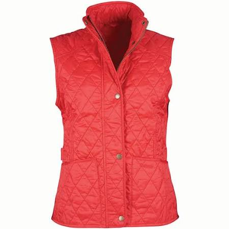 Gilet Red Barbour Liddesdale Summer Ladies In qxzY7Ptw