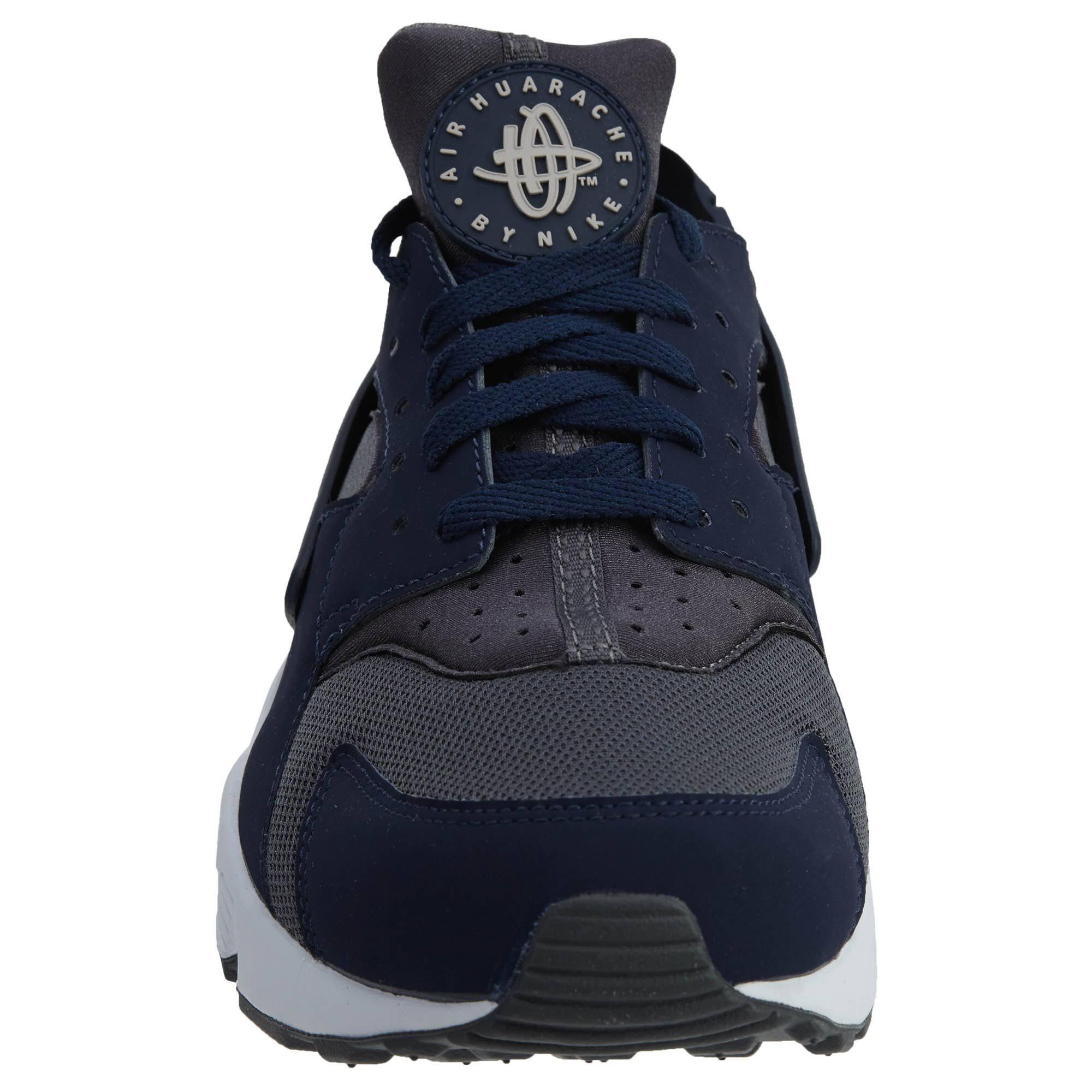 Air Nike Azul Gris Marino Huarache Oscuro Medianoche Hombres Zq4fz4wd