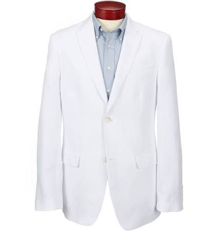 White leinenanzugjacke Ellis 38 Bright Normal Perry Herren EqSwRIgxf