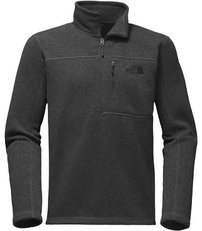 North Lyons Oscuro Hombre Gris Zip Face 14 Fleece Gordon Heather The fnBqxwaf