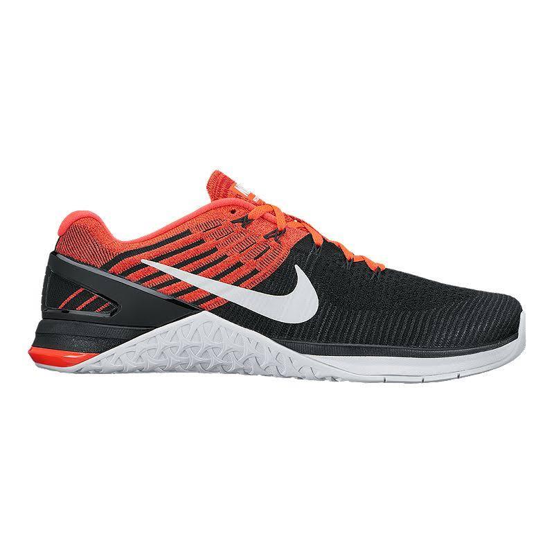 Metcon Flyknit Nike Heren Bright Crimson Dsx Sz Crossfit Black 10 Veelkleurig PkiOZXu