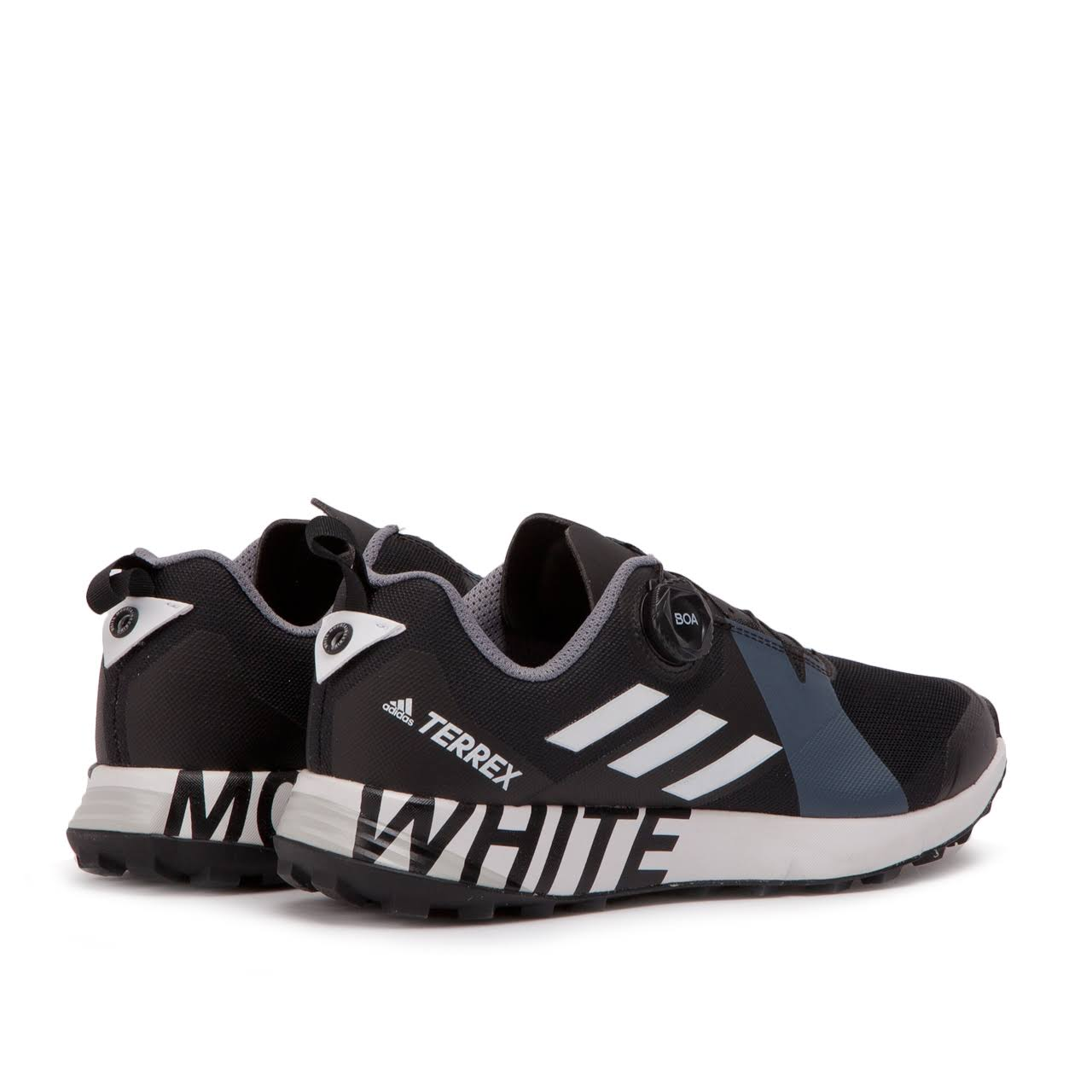negro X Two Adidas Montañismo Blanco Terrex Boa f7ZYnwHqC