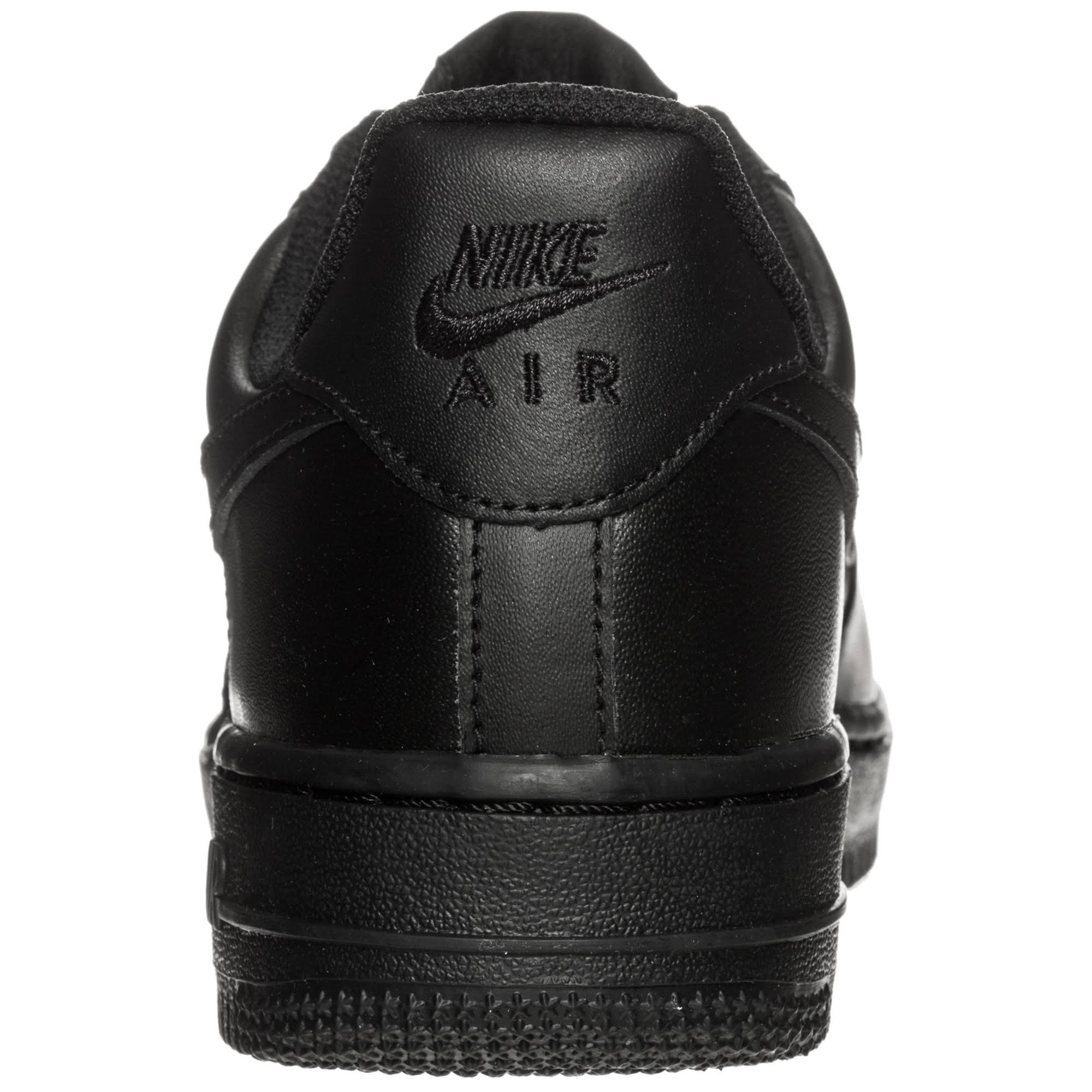 Sportswear 1 Schwarz Nike Sneaker Damen '07 Air blau Force Für Schwarz xOwq6w