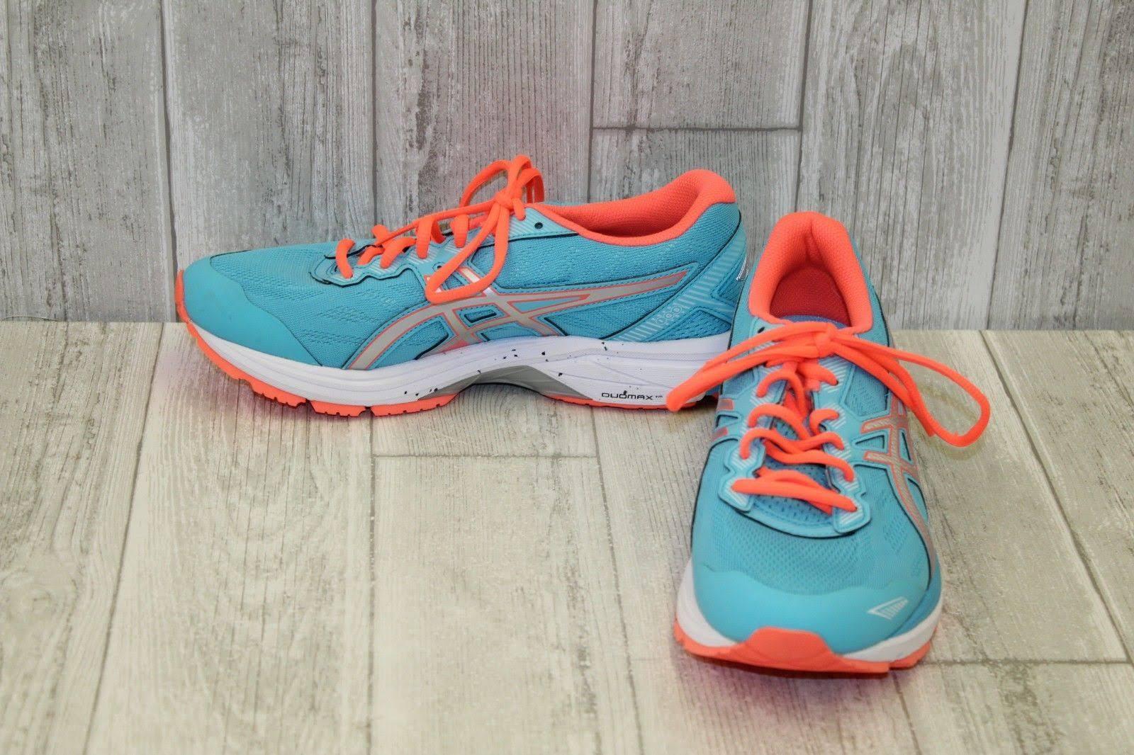 Tamaño 1000 Mujer Gt Zapatillas 5 Coral 9 D Atléticas Plata Acuario Asics tqwUUXY