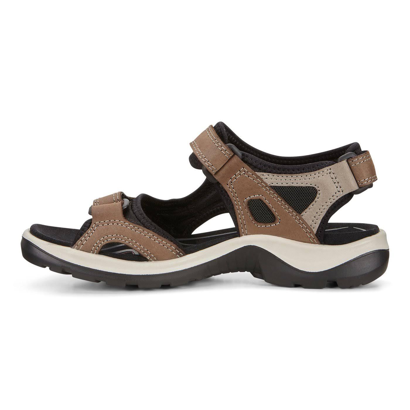 Birke 69563 Yucatan Leder Ecco Textil Womens Sandal HxFqwx5IS
