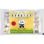 Dandies Air-Puffed Marshmallows, Classic Vanilla Flavor - 10 oz bag