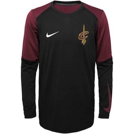 School Boys Practice Nba Fleece Grade Elite Size Nike Pullover L Ufv06aq