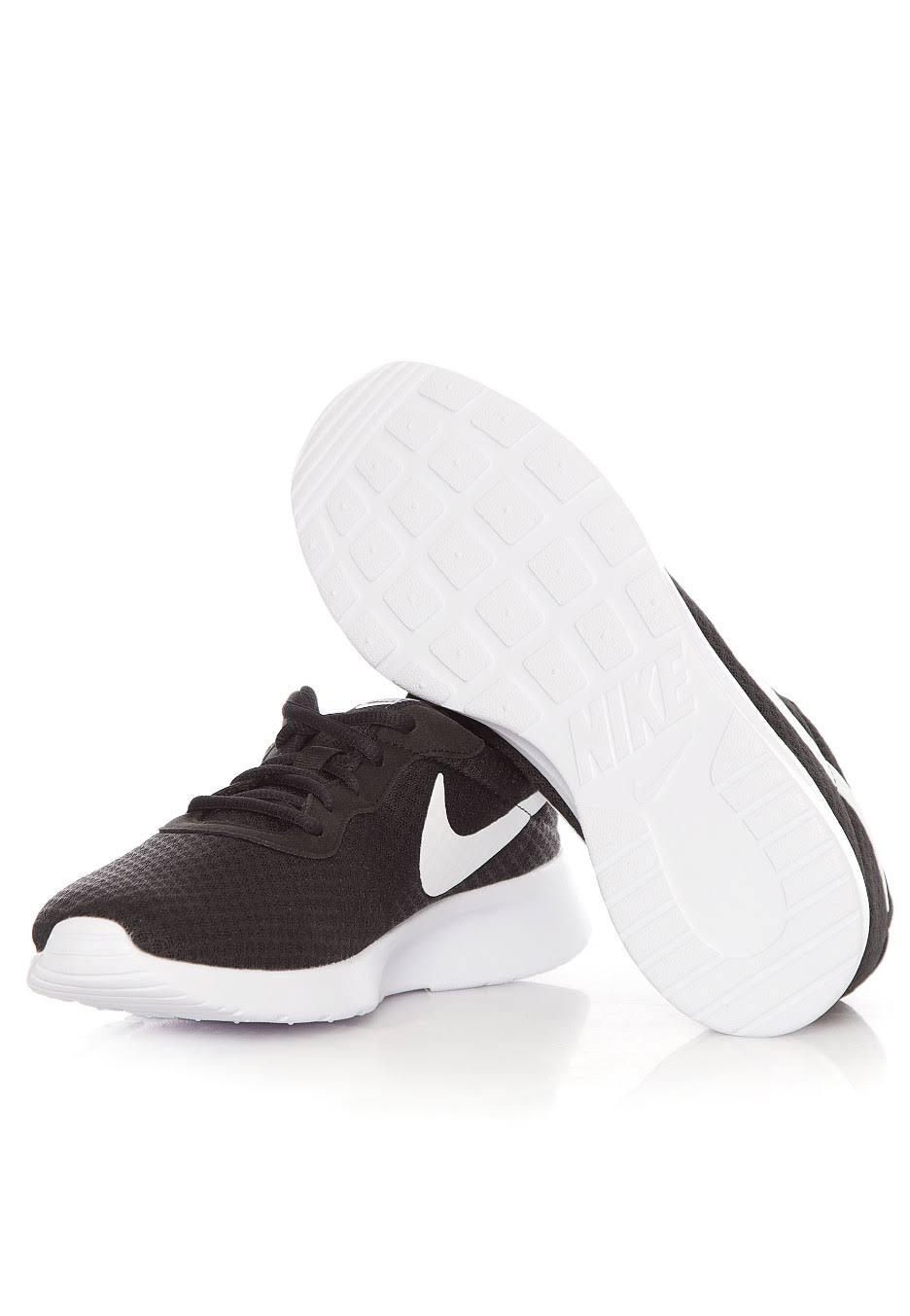 Nike 011 10 Hombre Tanjun Blanco Para Negro Zapatos Tamaño 812654 5 dqCfwd