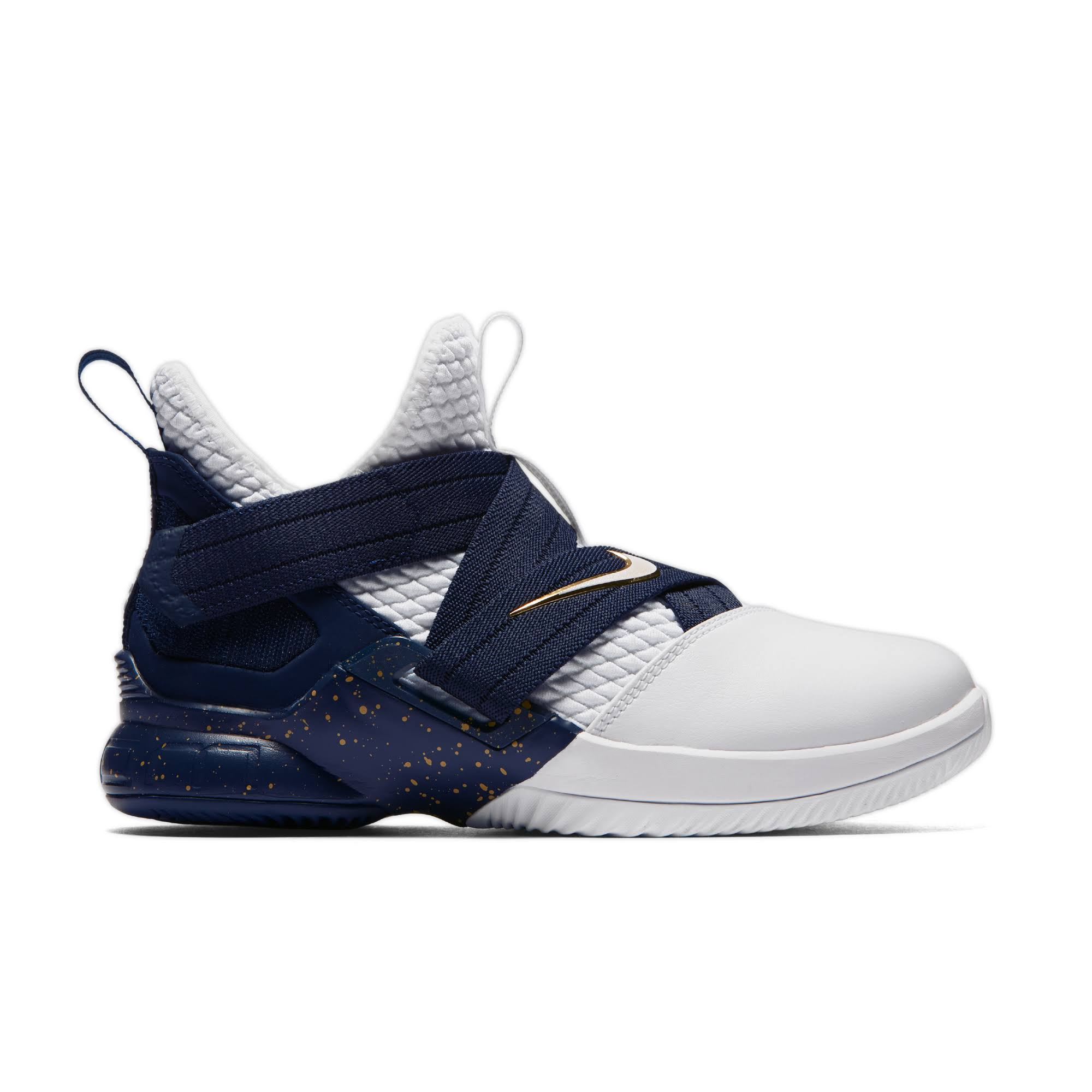 Sfg Lebron Nike 12 White Midnight Navy Gs Soldier ax8qz