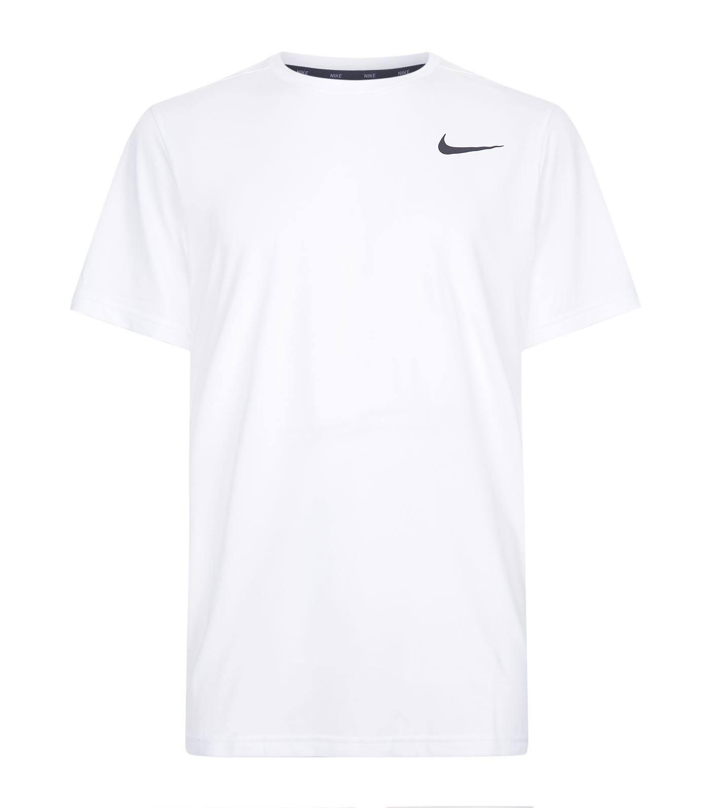 Top Nike S Blanco Breathe Entrenamiento De r78vr