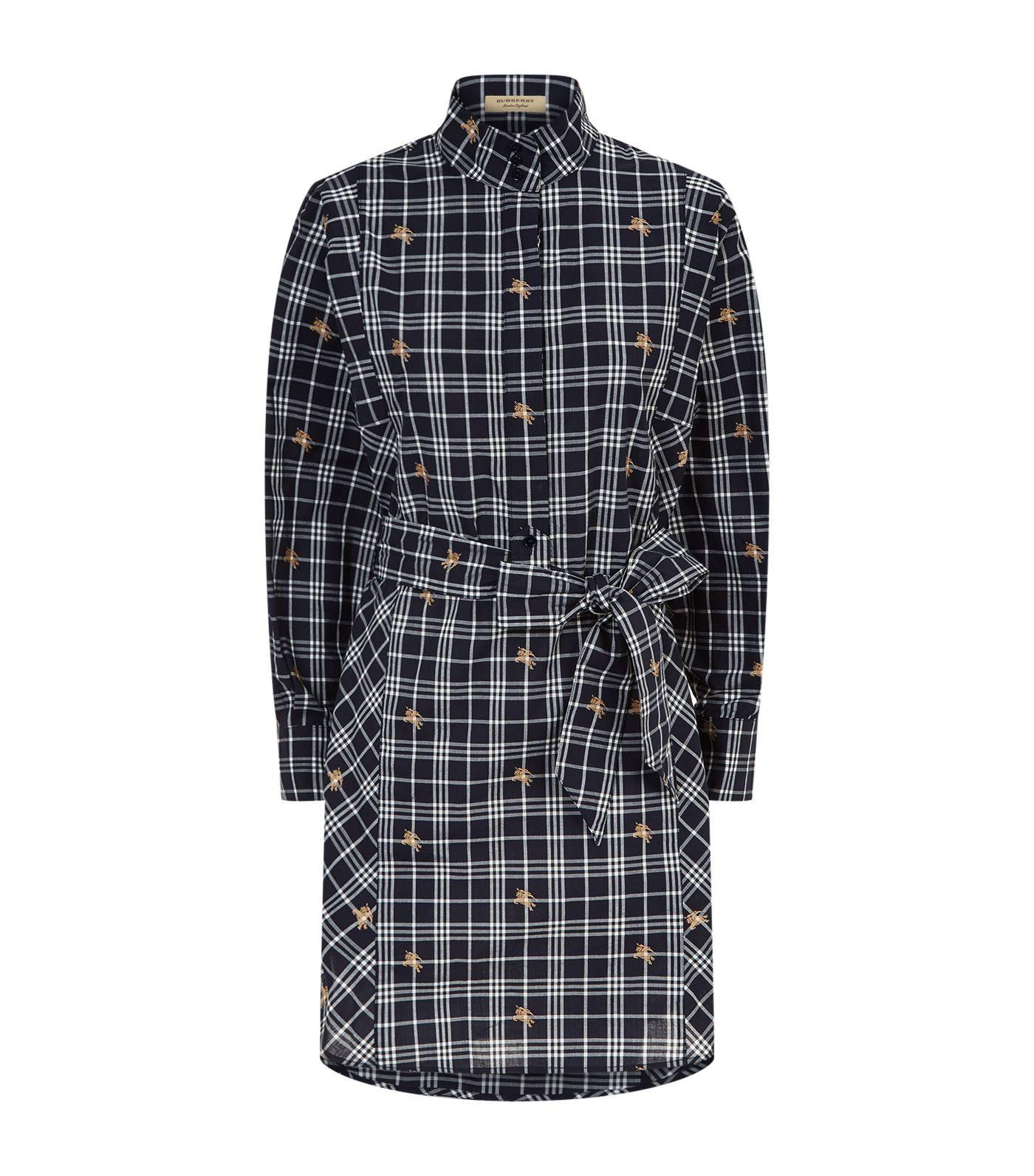 Dress Blue Shirt Burberry Dress Check Burberry Shirt Check 5RA4jL