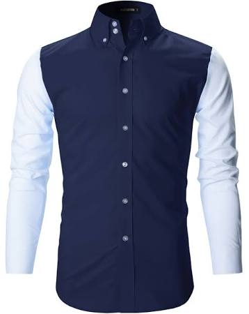 Flatseven Camisas Hombre Slim Fit Casuales Premium qqZHRg