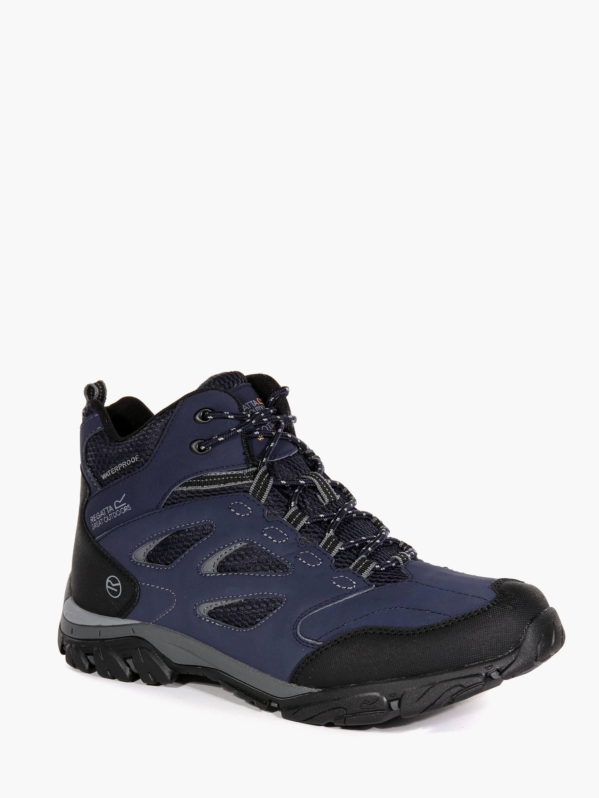 Regatta Holcombe IEP Mid WP Walking Boots - Blue - 10