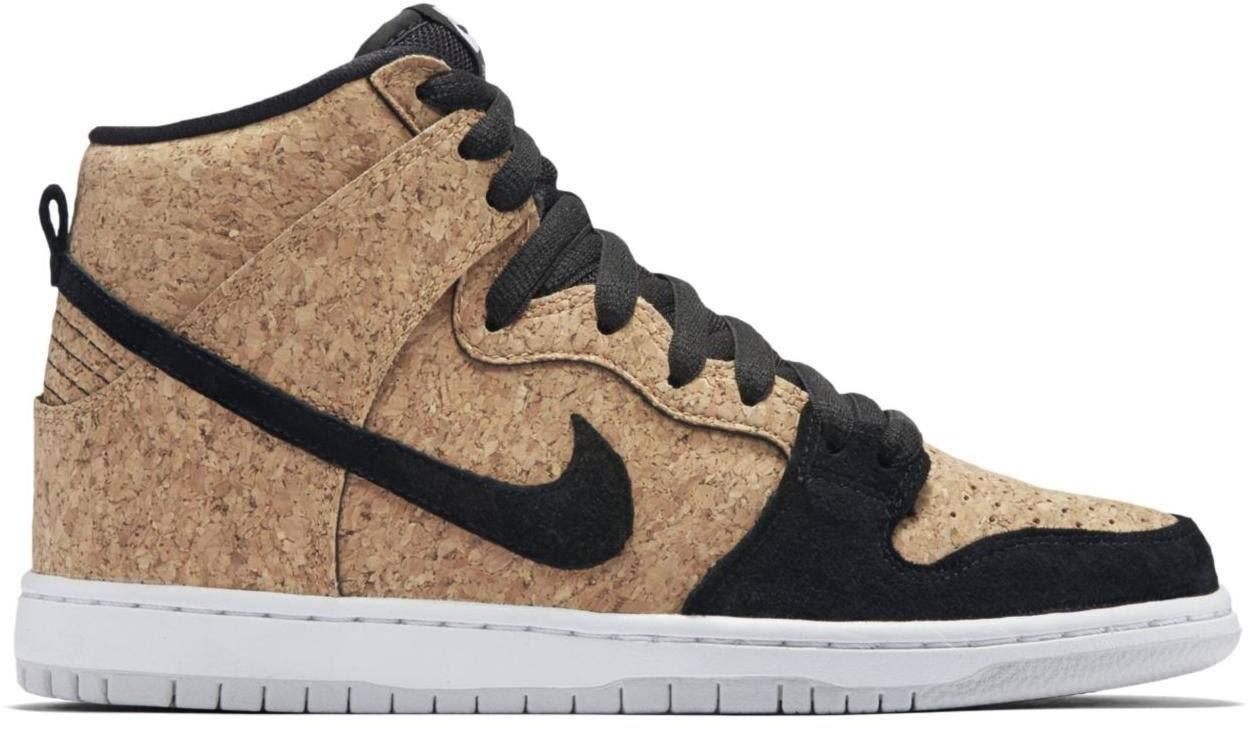 Dunk Nike 'corcho' Negro 313171 8 Tamaño Premium Sb 026 High q6BBH5