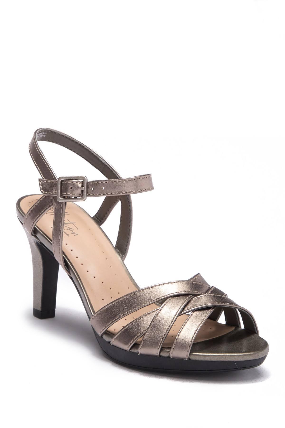 W met hakken Adriel Clarks Dames Sandal 0mNnw8