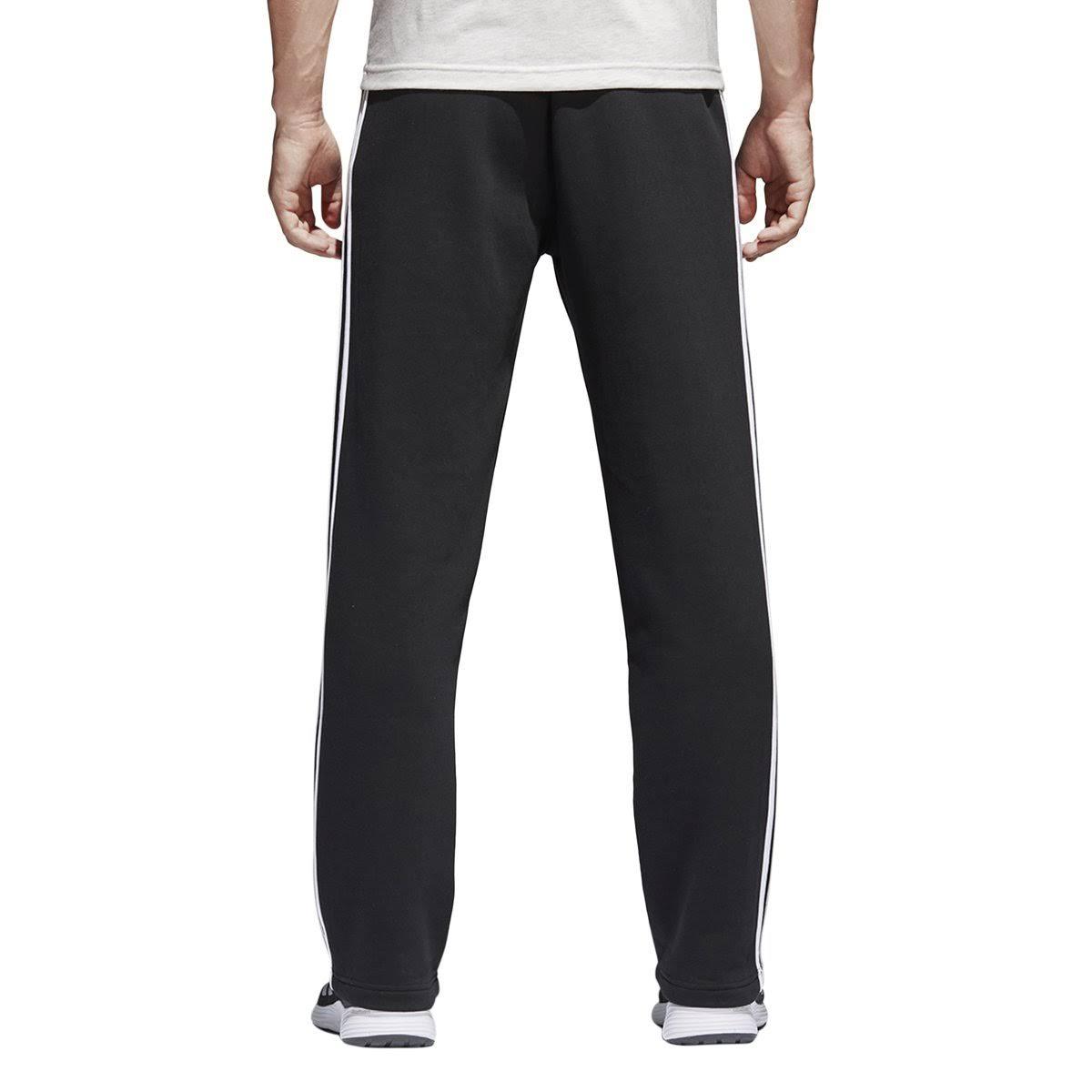 Men's fleece Streifen Essentials Adidas hose Passform Normaler Mit 3 aIUdqx7