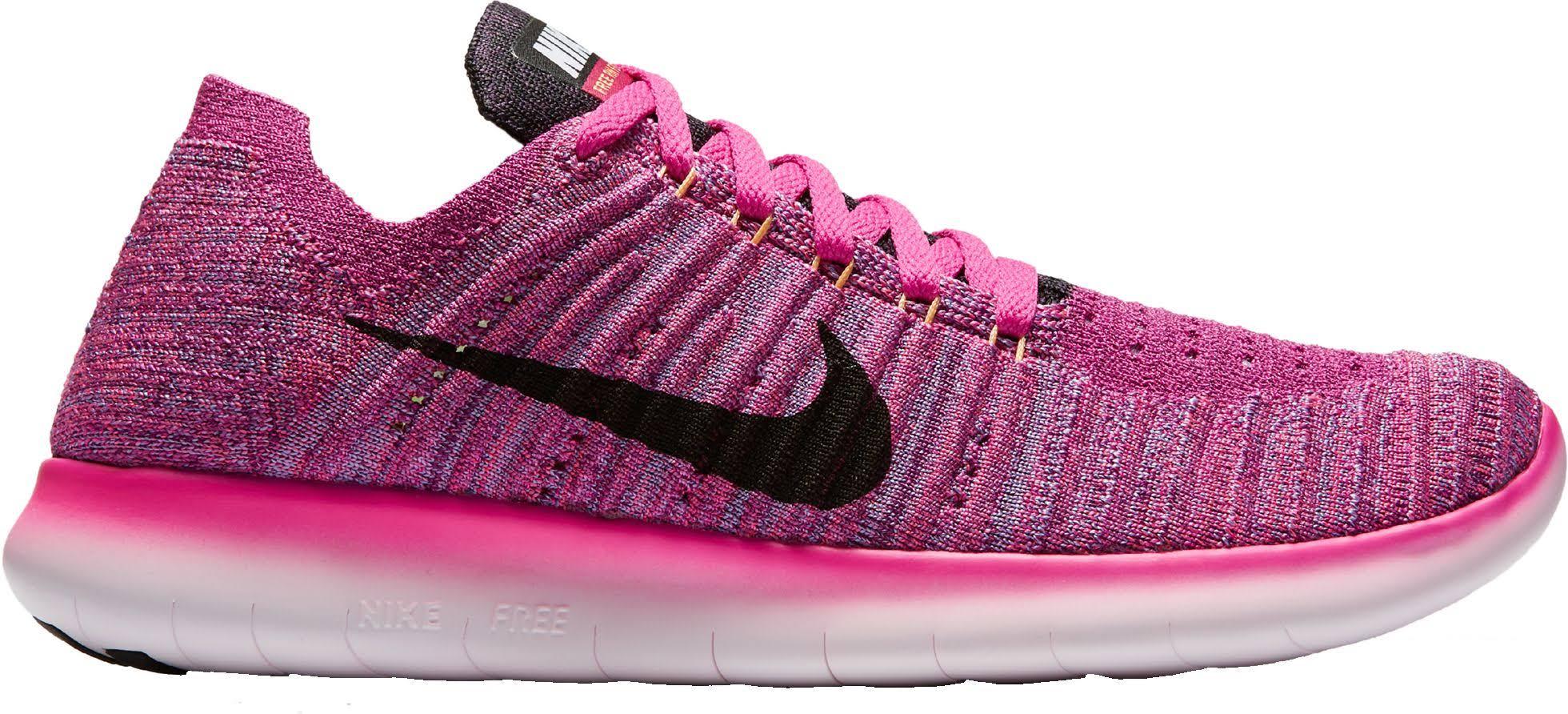 Free Rn Flyknit Pre Atletico Da Allenamento Scarpe Donna 11m Taglia Nike Rosa tdrhQs