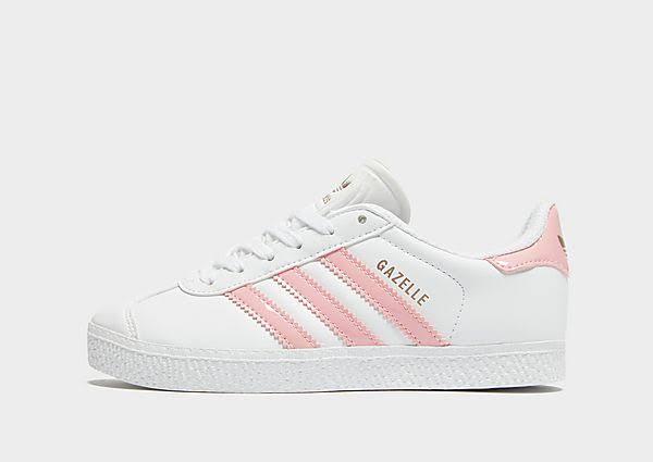 Adidas Originals Gazelle II Children - White - Trainers
