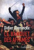 Le banquet des affamés - Didier Daeninckx - Livres d'occasion
