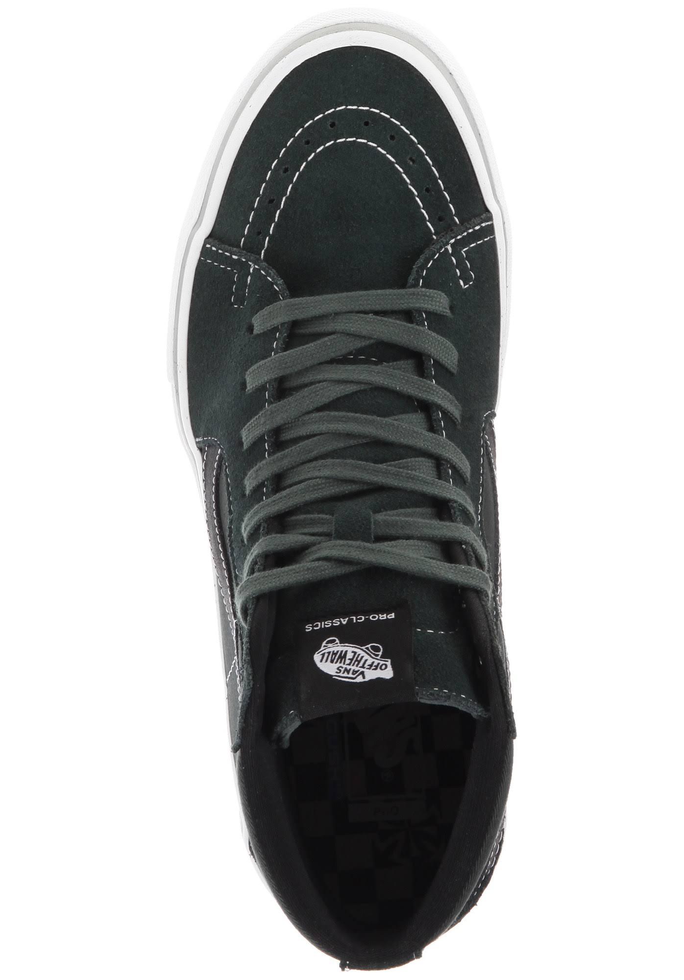 Schuhe 42 Independent Pro Größe Vn000vhgu241 Sk8hi Vans X Grün dwBxq01dO