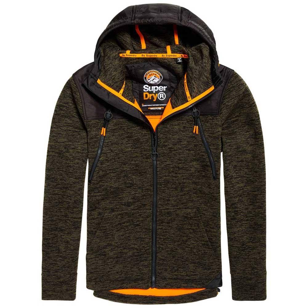 Superdry Mountain Zip Hoodie L Superdry Mountain qxES5wz5H