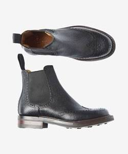 Cheaney Chelsea Chelsea Purdey Zwart Boots Boots Cheaney Chelsea Purdey Cheaney Zwart Purdey 4R3AL5jqc
