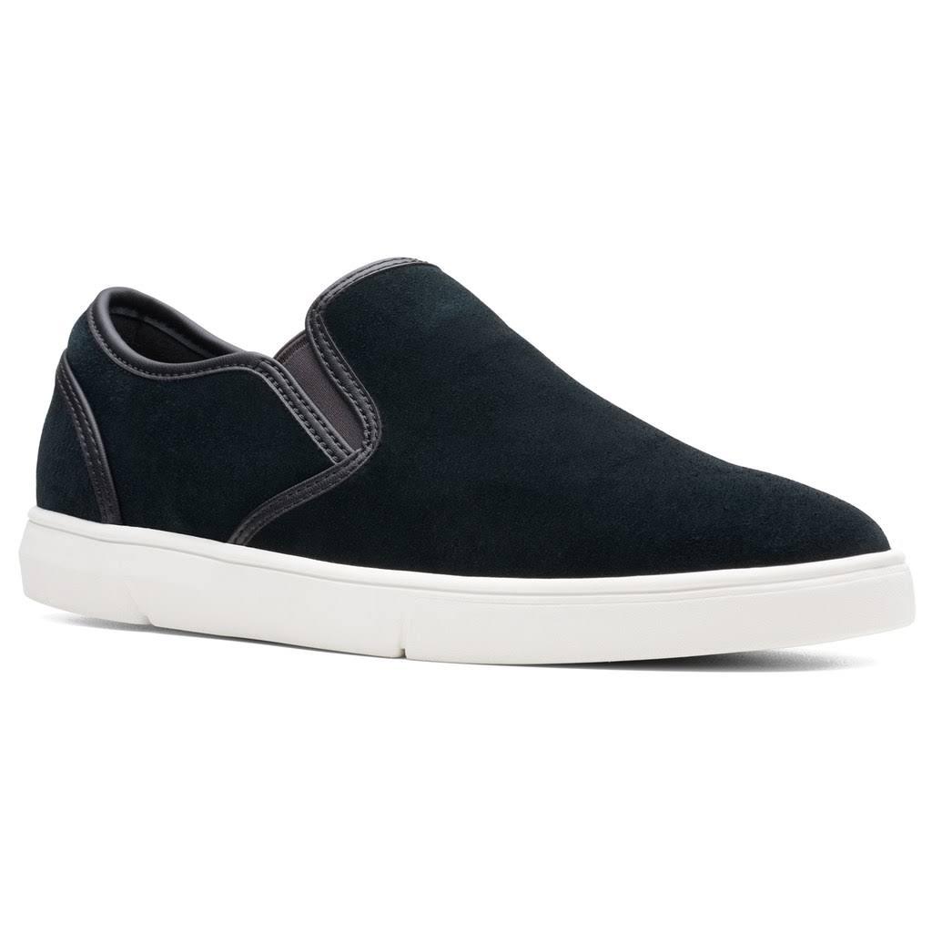 Step Sneakermaat13zwart Heren su Clarks Landry EIWDY9H2