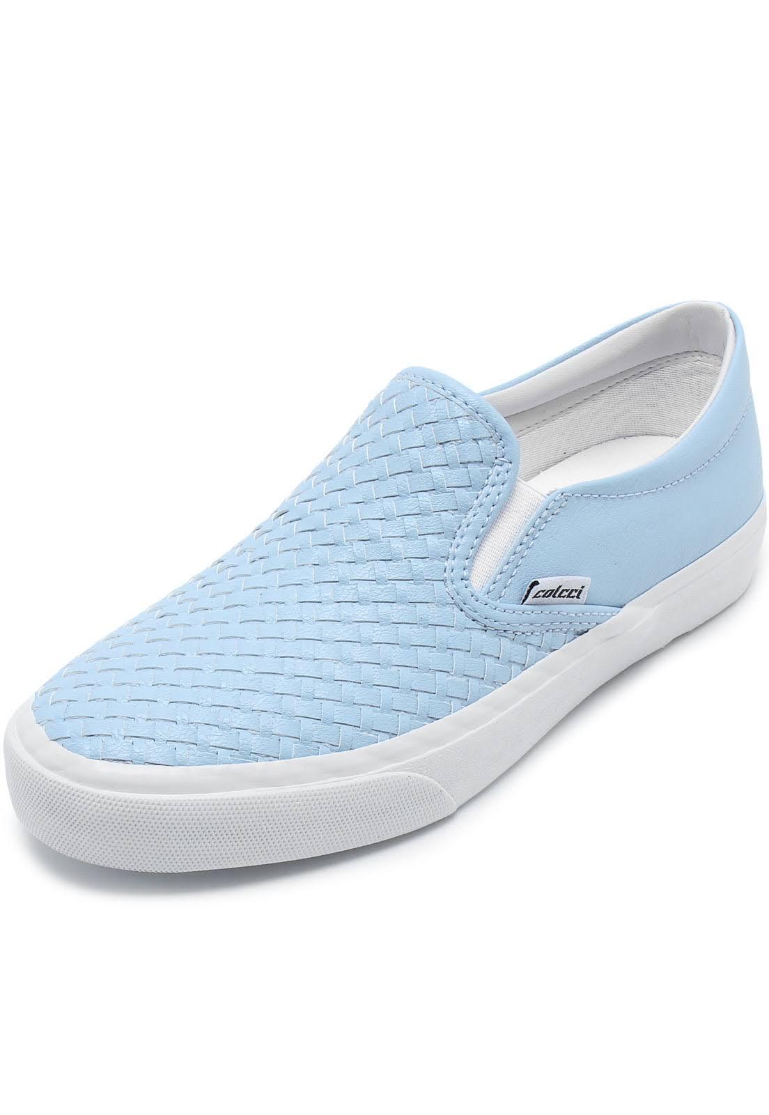 On Slip Paula Colcci Azul Colcci Slip Paula On Slip Azul On orBdCxWe