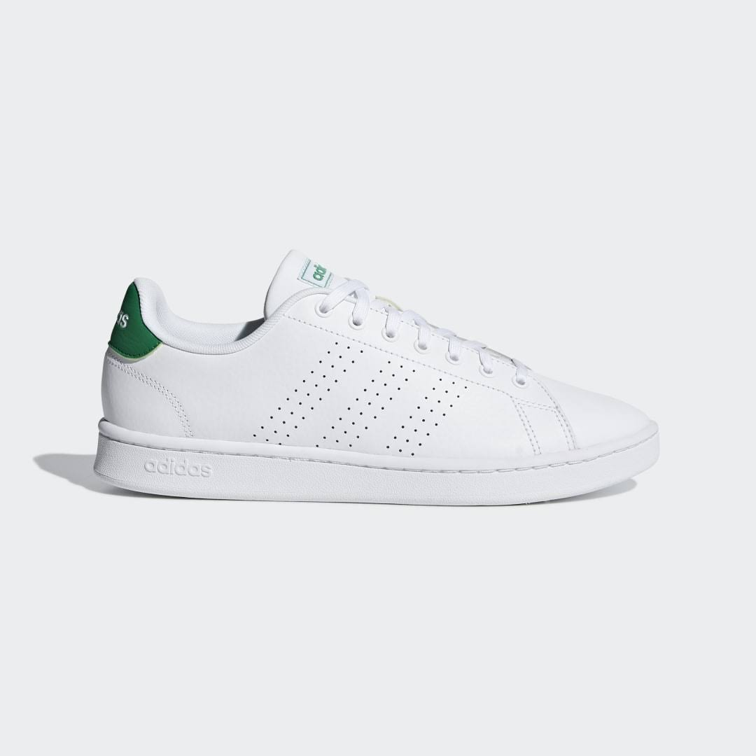 Adidas Advantage Shoes - White