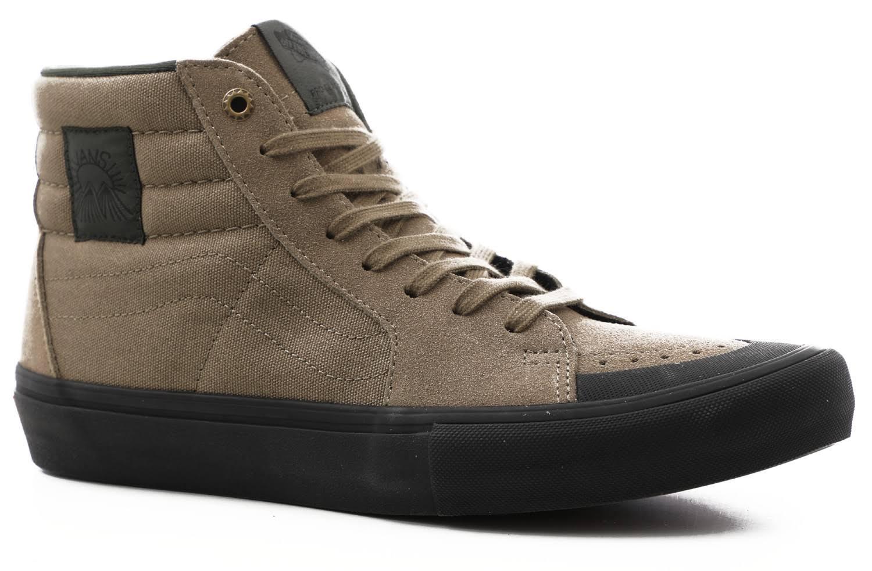 Vans hi Green black Covert Roche Skate Sk8 4 Shoes Pro Green dakota BBROxrH