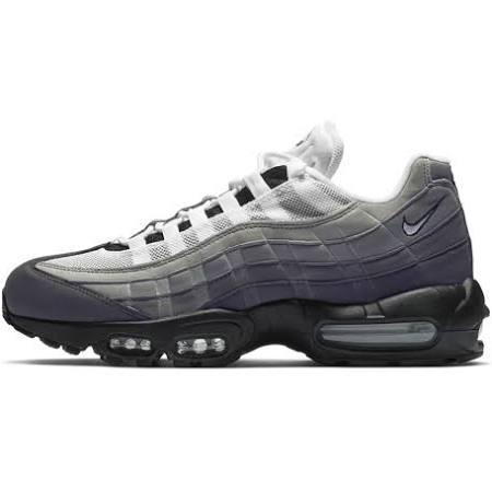 95 Air Granito Blanco Max Negro Zapatillas Nike At2865003 Polvo Hombre EROqq0
