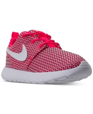 Tamaño Roshe Zapatos 2 One Nike Para Preescolar 749422615 Niñas xvqwE0Cnd