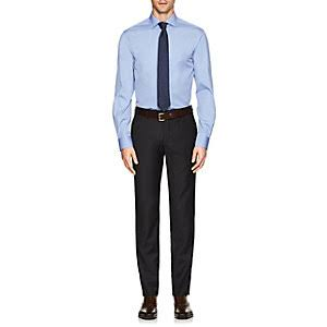 Label Final En Hombre De 16 Al Lauren Ralph Purple Camisa Talla Para Vestir Claro Azul XSFwfUq