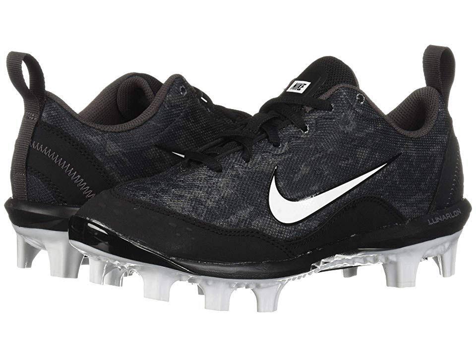 Softball Frauen Cleat Größe schwarz 6 Hyperdiamond Pro Nike 2 Mcs qxXZwI6
